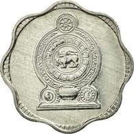 Monnaie, Sri Lanka, 10 Cents, 1988, SUP, Aluminium, KM:140a - Sri Lanka