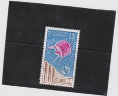 NOUVELLE CALEDONIE 1 T Poste Aérienne Neuf Xx  N°YT PA 80 - 1965 - Luftpost