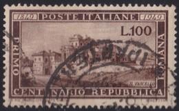 Italy       .   Yvert   .     537         .    O        .       Oblitéré   .    /    .   Cancelled - 1900-44 Vittorio Emanuele III