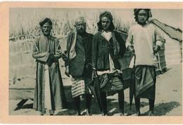 AFRICA ORIENTALE - COMMERCIANTI ARABI - Etiopia