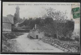 Le Grand Pressigny - Aspect Général Du Château - Le Grand-Pressigny