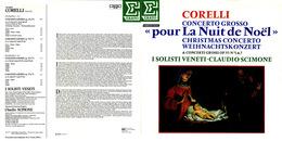 Superlimited Edition CD Claudio Scimone&I Solisti Veneti. CORELLI. CONCERTI GROSSI Op.VI, NN 5,6,7,8. - Klassik