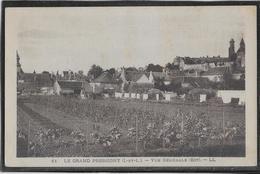Le Grand Pressigny - Vue Générale - Le Grand-Pressigny