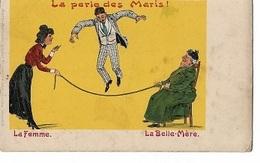 ZO98/ LA PERLE DES MARIS    EDIT.M.MARCOVICI - Humour