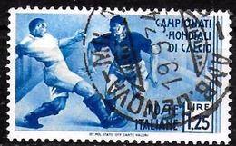 Italia - Mundiales 1934 - Usado - Fußball-Weltmeisterschaft