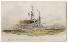 SMS Kaiser Friedrick III - Warships