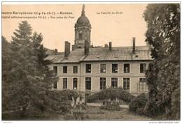 35. Rennes. La Faculté De Droit. Hopital Militaire Temporaire N°41. Vue Prise Du Parc - Rennes