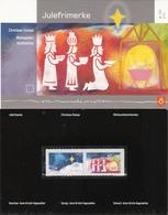 Norway 2007 Christmas Mi  1633-1634 In Folder MNH(**) - Norvège
