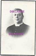 OORLOG GUERRE Lodewijk SCHEURMAN TEMSE Leger Aalmoezenier 1914 1918 Pastoor Opdorp Leraar Te Deinze OVL 1945 BAASRODE - Devotion Images