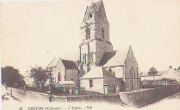 Calvados        1720        CREPON.L'église - France