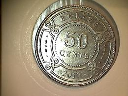 Belize 50 Cents 2010 - Belize