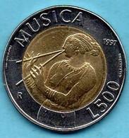 RARE / SAN MARINO / SAINT MARIN  500 Lire 1997  Bimétal - San Marino