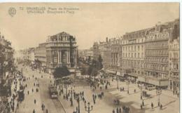 Brussel - Bruxelles - Place De Brouckère - 73 Albert - Phototypie - Places, Squares