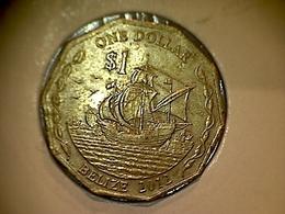 Belize 1 Dollar 2012 - Belize