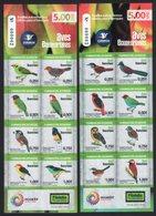 Ecuador 2015 - Self Adhesive Stamp - Ecuadorian Birds / Bird / Owl / Parrot - Equateur