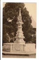 CPA - Carte Postale -  Belgique - Château De Gaesbeek - Fontaine Dite De Beaume VM148 - Lennik
