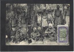 CPA Comores Type Timbré Non Circulé Métier - Comores
