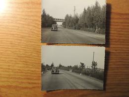 Sull'Autostrada Bergamo Brescia- Anno 1953 - Bergamo