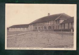 CP (87) Magnac-Laval  -  Hôpital  -  Façade Sud - Francia