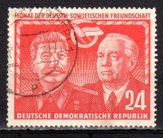 DDR 1951 Mi. 297 Feundschaft Gestempelt (pü2760) - DDR