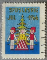 Erinnofilia - Danimarca 1966 - Sydslesvig - Sud Schleswig - Francobolli