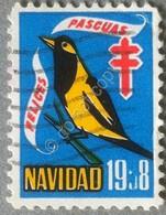Erinnofilia - Spagna 1958 - Felices Pascuas - Pro Tubercolosi - Francobolli