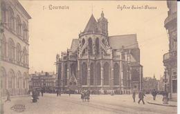 Louvain- Eglise Saint Pierre - Leuven