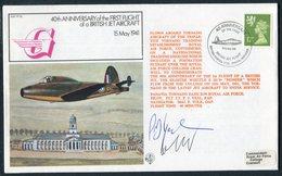 2 X 1981 GB RAF FF30 Royal Air Force Signed BFPS Covers. Tornado RAF Cottesmore - 1952-.... (Elizabeth II)