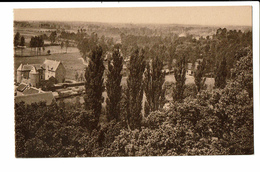 CPA - Carte Postale Belgique- Château De Gaesbeek- La Maison Du Bailli-VM152 - Lennik