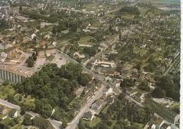 Langenfeld - Luftaufnahme 1972 - Langenfeld