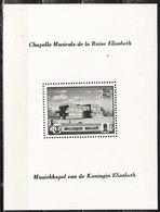 BL13**  Chapelle Musicale - MNH** - COB 10.50 - Vendu à 12.50% Du COB!!!! - Blocs 1924-1960