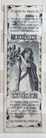 CALIFORNIA FIG SYRUP CO.   1896   NOTICE ...   ERINNOFILO CHIUDILETTERA  ETICHETTA PUBBLICITARIA - Francobolli
