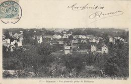 Sceaux Vue Generale Prise De Robinson  (LOT A15) - Sceaux
