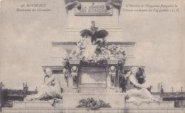 Bordeaux (33) - Monument Des Girondins - L'Histoire Et L'Eloquence - Bordeaux
