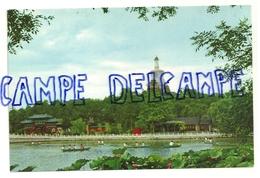 Vues De Pékin. Le Parc Peihai. Editions En Langues étrangères. Pékin Chine - Chine