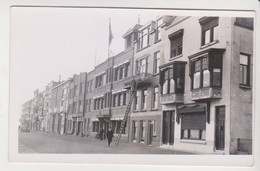 26780 -carte Photo 1937 - Rivage Quai Plage Sea - Hollande Pays Bas Ou Belgique Strand - A Identifier