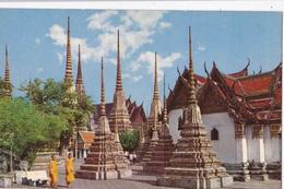 BANGKOK PAGODAS    AUTENTICA 100% - Tailandia