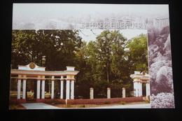 Moldova / Transnistria (PRIDNESTROVIE). Bendery .  Gorky Park -  Modern Postcard - Moldavie