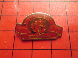 1318b Pin's Pins /  Rare & De Belle Qualité : THEME ALIMENTATION / RESTAURANT (Coucou Gégé) TAVERNES DE MAITRE KANTER - Food