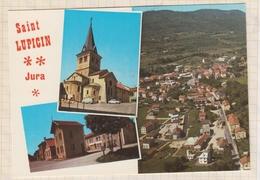 9AL122 ST SAINT  LUPICIN 2 SCANS - France