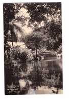 Guadeloupe Riviere De Bananier Carte Ecrite En 1957 - Guadeloupe