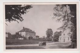26783 Quezac L'eglise Maison Retraite - Ed Galtayrie -vieille Voiture Traction ? - France