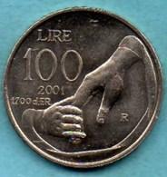 SAN MARINO / SAINT MARIN  100 Lire 2001 - San Marino