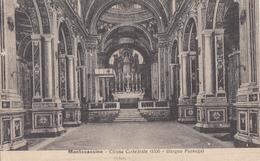 ITALY - Montecassino 1921 - Chiesa Cattedrale - Altre Città