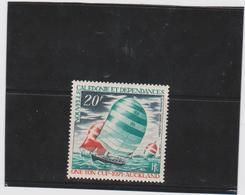 NOUVELLE CALEDONIE 1 T Poste Aérienne Neuf Xx  N°YT PA 120 - 1971 - - Poste Aérienne