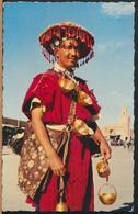 °°° 13133 - MAROC - UN PORTEUR D'EAU - 1964 With Stamps °°° - Marocco