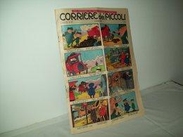 Corriere Dei Piccoli (1960) N 10 - Books, Magazines, Comics
