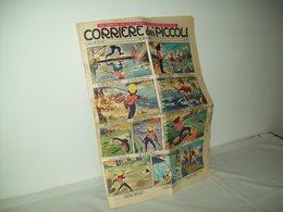 Corriere Dei Piccoli (1960) N 17 - Books, Magazines, Comics
