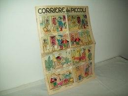 Corriere Dei Piccoli (1960) N 28 - Books, Magazines, Comics