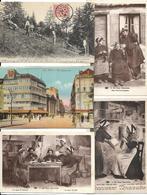 LOT DE 1000 CARTES FRANCAISE DIVERS A VOIR. TOUTES EN PETIT FORMATS - 500 Postcards Min.